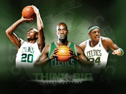 Celtics Wallpaper NBA Sports