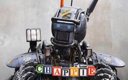 Chappie 2015 Movie
