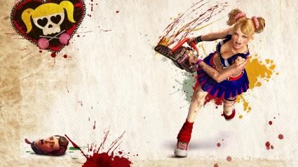 Cheerleader Zombie Hunter