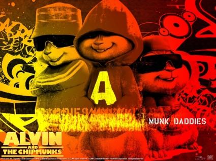 ChipMunks Wallpaper Alvin the Chipmunks Movies