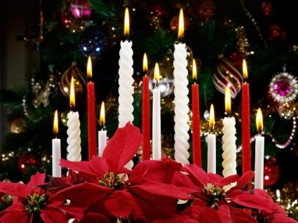 Chistmas Light Wallpaper Christmas Holidays