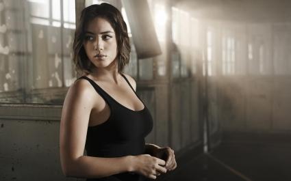 Chloe Bennet as Agent Daisy Johnson