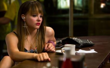 Chloe Moretz in The Equalizer