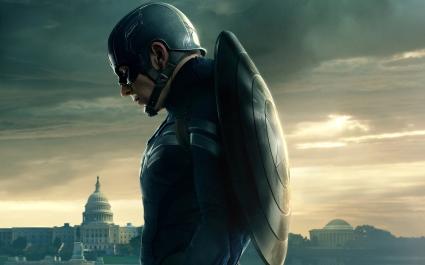 Chris Evans  Captain America 2