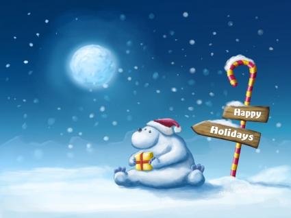 Christmas at Polar