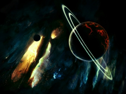 Chthonic Wallpaper Space Nature