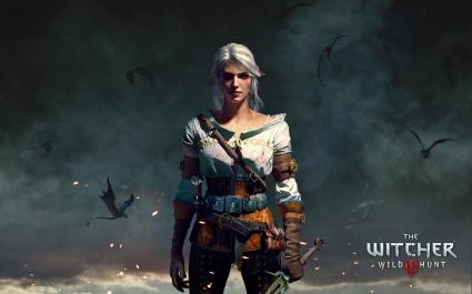 Ciri The Witcher 3 Wild Hunt