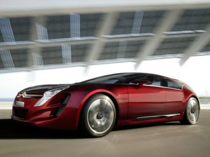 Citroen C Metisse Top Speed Wallpaper Concept Cars
