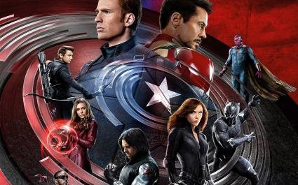 Civil War Captain America Iron Man