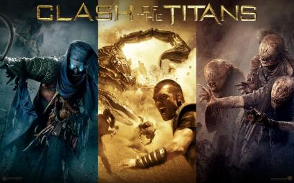 Clash of the Titans 2010 Movie