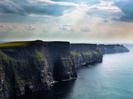 Cliffs of Moher Wallpaper Ireland World