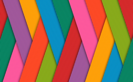 Colorful Strips 4K 5K