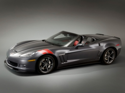 Corvette Grand Sport Heritage Wallpaper 3D Characters 3D