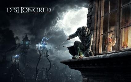 Corvo Attano in Dishonored
