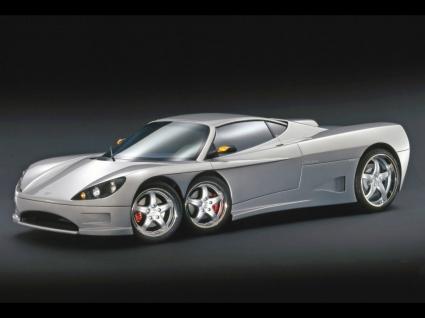 Covini C6W Wallpaper Concept Cars