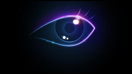 Creative Colorful Eye