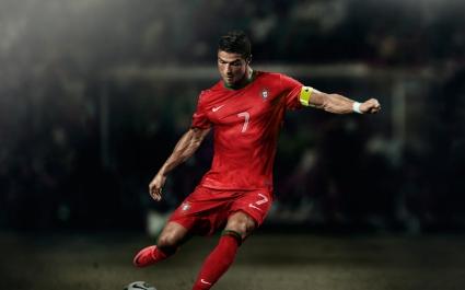 Cristiano Ronaldo  Portuguese Football Player 4K