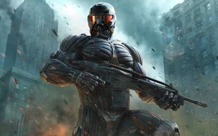 Crysis 2 FPS Game