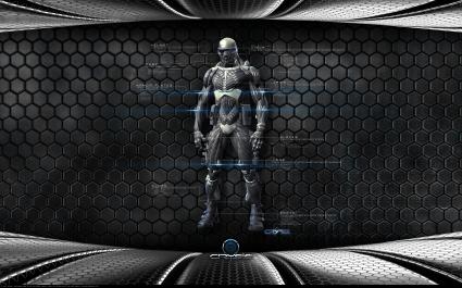 Crysis Nanosuit