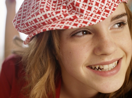Cute Emma Smile