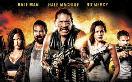 Cyborg X 2015 Movie