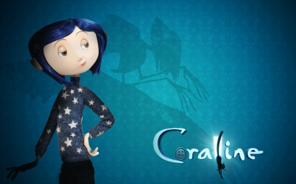 Dakota Fanning in Coraline