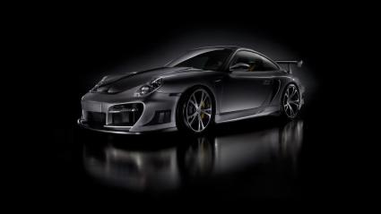 Dark Porsche GT Street Racing  HDTV 1080p