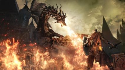 Dark Souls 3 2016 Game