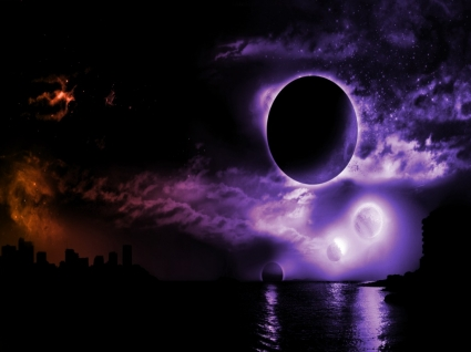 Dark Space Wallpaper Abstract Other Wallpapers In Jpg Format
