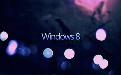 Dark Windows 8