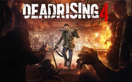 Dead Rising 4 4K 8K