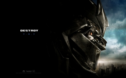 Destroy Wallpaper Transformers Movies