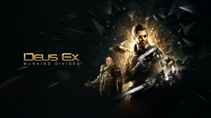 Deus Ex Mankind Divided Game