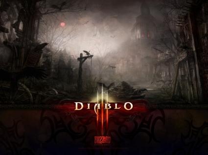 Diablo III Wallpaper Diablo 3 Games