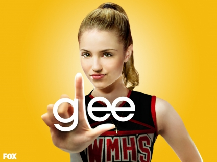 Dianna Agron in Glee