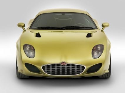 Diatto by Zagato Front View Wallpaper Concept Cars