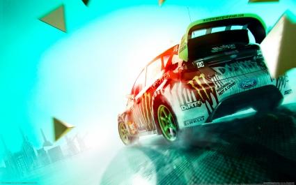 Dirt 3 Rally Race Game
