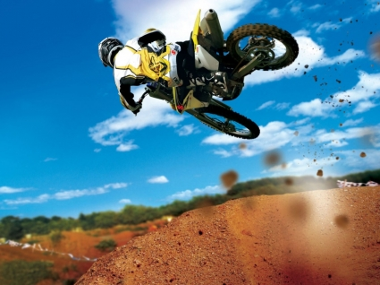 Dirt Bike jump Wallpaper Dirt Bikes Motorcycles