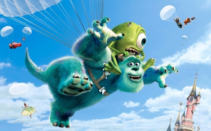 Disney Movies Monsters University