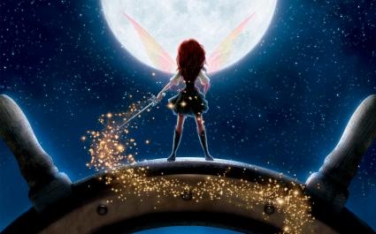 Disney The Pirate Fairy 2014