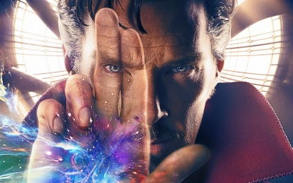 Doctor Strange Fantasy Movie 2016