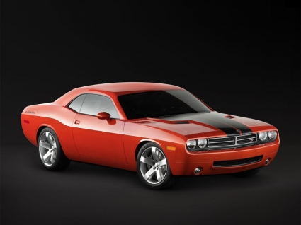 Dodge Challenger Concept Wallpaper Concept Cars