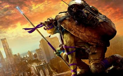 Donatello Teenage Mutant Ninja Turtles Out of the Shadows