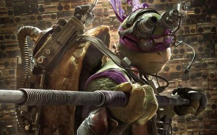 Donnie in Teenage Mutant Ninja Turtles