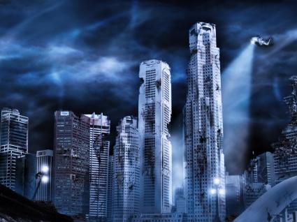 Doomed Singapore Wallpaper City World