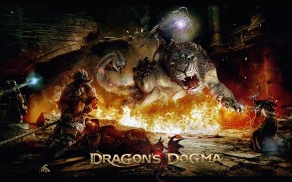 Dragons Dogma Game
