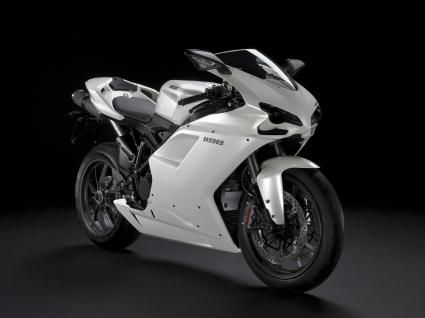 Ducati 1198 White
