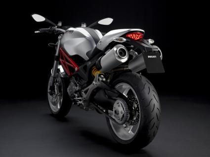 Ducati Monster 1100 Rear