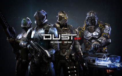 Dust 514 Video Game