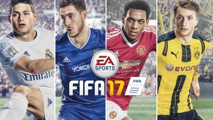 EA Sports FIFA 17 HD